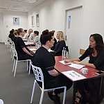 Wellington Job Fair attracts beauty elite